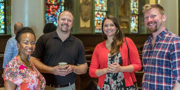 Parishners